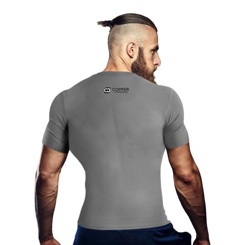 Copper shirt for pain relief